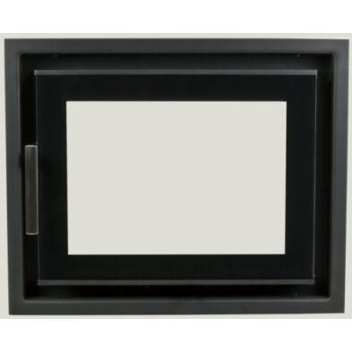 MINIMAL I. (470x360mm) DUPLA ROBAX ÜVEGGEL LEMEZ KERETTEL