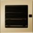 Kép 1/4 - GOLD KANDALLÓ SZELLŐZŐRÁCS 17x17 ZSALUS