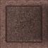 Kép 1/3 - EGYSZERŰ SZELLŐZŐRÁCS BRASS 22X22cm