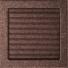 Kép 2/4 - EGYSZERŰ SZELLŐZŐRÁCS BRASS 22X22cm ZSALUS