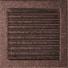 Kép 1/4 - EGYSZERŰ SZELLŐZŐRÁCS BRASS 22X22cm ZSALUS