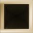 Kép 1/3 - GOLD KANDALLÓ SZELLŐZŐRÁCS 22x22cm