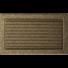Kép 2/4 - EGYSZERŰ SZELLŐZŐRÁCS FEKETE-ARANY 22X37cm ZSALUS