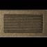 Kép 1/4 - EGYSZERŰ SZELLŐZŐRÁCS FEKETE-ARANY 17X30cm ZSALUS
