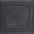 Kép 1/3 - OSKAR SZELLŐZŐRÁCS GRAFIT 17X17cm