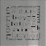 Kép 1/3 - ABC SZELLŐZŐRÁCS INOX 17x17cm