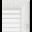 Kép 1/2 - VENUS KANDALLÓ SZELLŐZŐRÁCS FEHÉR  22X45cm ZSALUS
